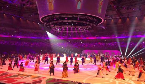 13. Internationales Sprach- und Kulturfestival: Farben dieser Welt